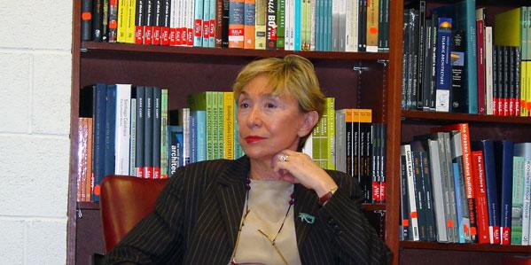 Julia Kristeva Psychologist